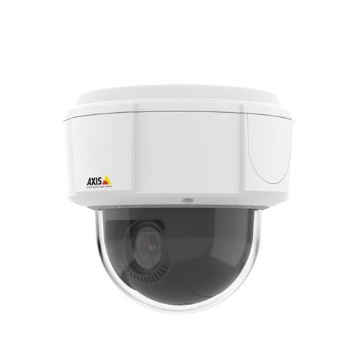 MINIDOMO IP PTZ 10X ZOOM 4,7–-47 MM HDTV 1080P AXIS M5525-E INTERIOR/ EXTERIOR DISCRETO