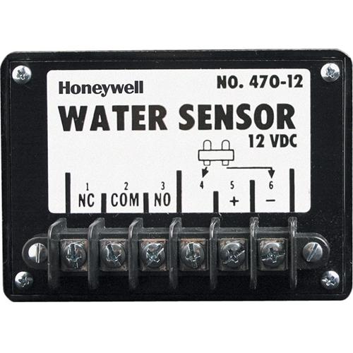 Sensor de escape de líquido Honeywell 470-12 - 12 V DC - Agua Detección