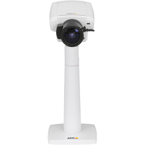 Cámara de red AXIS P1364-E - Color, Monocromo - H.264, Imagen JPEG, MPEG-4 - 1280 x 720 - 2,80 mm - 8,50 mm - 3x Óptico - CMOS - Cable - Soporte de Pared