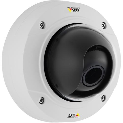 Cámara de red AXIS P3224-V Mk II 1,3 Megapíxel - Color - 1280 x 720 - 2,80 mm - 10 mm - 3,6x Óptico - Cable - Cúpula - Soporte para Montaje