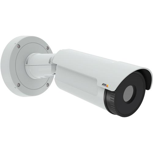 Cámara de red AXIS Q1941-E 2 Megapíxel - Color - H.264, Imagen JPEG, MPEG-4 AVC - 384 x 288 - 7 mm - Microbolometer - Cable - Bala - Soporte de Pared, Fijacion en techo, Montaje en esquina, Montable en poste