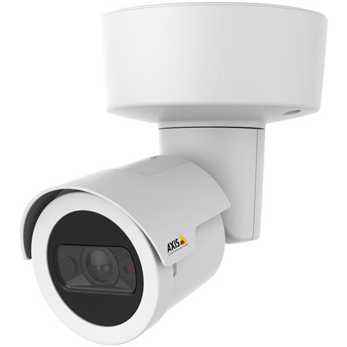 Cámara de red AXIS M2026-LE Mk II 4 Megapíxel - 15 m Night Vision - H.264, H.265, MPEG-4 AVC, Imagen JPEG - 2688 x 1520 - RGB CMOS - Montura en Caja Eléctrica, Montaje empotrado, Montaje colgante, Fijacion en techo, Montable en poste, Soporte de Pared
