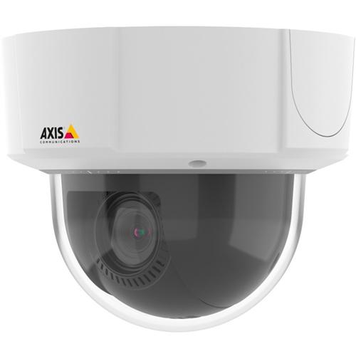 Cámara de red AXIS M5525-E - Monocromo, Color - Imagen JPEG, H.264, MPEG-4 AVC - 1920 x 1080 - 4,70 mm - 47 mm - 10x Óptico - CMOS - Cable - Cúpula - Montaje empotrado, Soporte de Pared, Fijacion en techo, Montable en poste, Montura para parapeto, Montaje colgante, Montaje en esquina