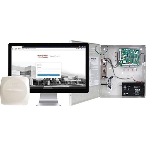 Honeywell NX1MPS Cabina de control de acceso - Metálico