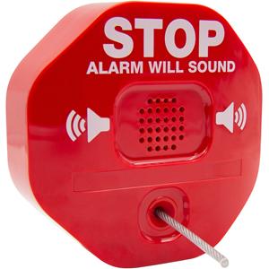 Alarma Seguridad STI Stopper 6200 - Rojo