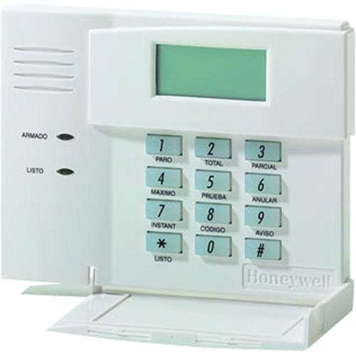 Dispositivo de acceso del teclado numérico Honeywell 6148SP - Código llave - LCD