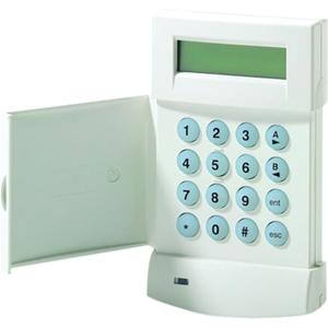 Dispositivo de acceso del teclado numérico Honeywell - Código llave - LCD