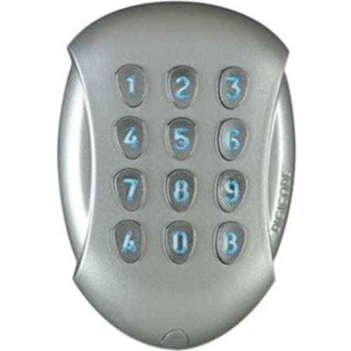 Dispositivo de acceso del teclado numérico Digicode - Puerta - Código llave - 100 Usuario(s) - 48 V DC - Montaje en superficie