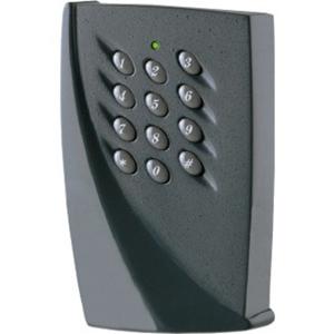 Dispositivo de acceso del teclado numérico Digicode PROMI ECO - Puerta - Código llave - 100 Usuario(s) - 1 Puerta(s) - 12 V DC - Montaje en superficie