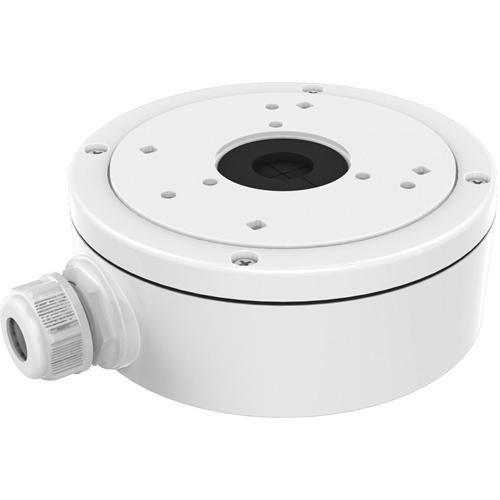 Caja Montaje Hikvision DS-1280ZJ-S para Cámara de red - 4,50 kg Capacidad de carga - Blanco