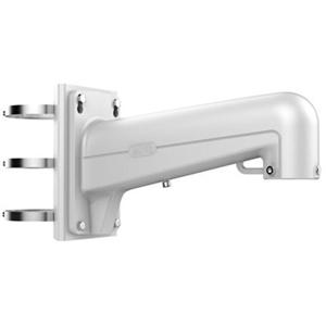 Montable en poste Hikvision DS-1602ZJ-POLE para Cámara de red - 30 kg Capacidad de carga - Blanco