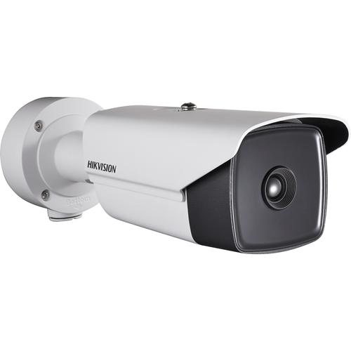 Cámara de red Hikvision DS-2TD2136-15 - Color - MPEG-4, Imagen JPEG, H.264 - 384 x 288 - 15 mm - Térmica - Cable - Bala