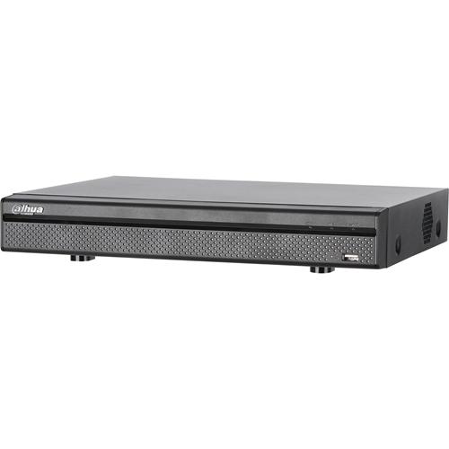Estación de videovigilancia Dahua Lite - 16 Canales - Grabador de vídeo digital - H.264 Formatos - 30 Fps - Entrada de vídeo compuesto - 1 Audio In - 1 Audio Out - 1 VGA Out - HDMI