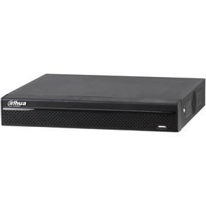 Estación de videovigilancia Dahua Lite - 4 Canales - Grabador de vídeo digital - H.264 Formatos - 30 Fps - Entrada de vídeo compuesto - 1 Audio In - 1 Audio Out - 1 VGA Out - HDMI
