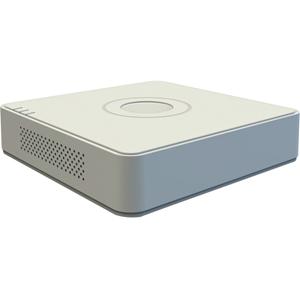 Estación de videovigilancia Hikvision Turbo HD DS-7108HGHI-F1 - 8 Canales - Grabador de vídeo digital - H.264 Formatos - 30 Fps - Entrada de vídeo compuesto - 1 Audio In - 1 Audio Out - 1 VGA Out - HDMI