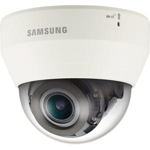 Cámara de red Samsung WiseNet QND-6070RP 2 Megapíxel - Color, Monocromo - 20 m Night Vision - Imagen JPEG, H.264, H.265 - 1920 x 1080 - 2,80 mm - 12 mm - 4,3x Óptico - CMOS - Cable