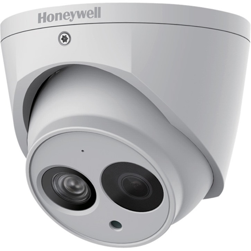 Cámara de vigilancia Honeywell Performance 4,1 Megapíxel - Monocromo, Color - 49,99 m Night Vision - 1920 x 1080 - 3,60 mm - CMOS - Cable - Cúpula - Soporte de Pared, Montable en poste, Montaje en esquina, Montura de caja de empalme