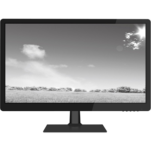 "Monitor LCD W Box WBXMP1854 - 47 cm (18,5"") - 16:9 - 9 ms - 1360 x 768 - 16,7 Millones de colores - 200 cd/m² - 50,000:1 - HD - Altavoces - HDMI - VGA - Negro satinado, Negro mate"