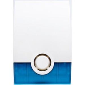 Sirena Videofied - Inalámbrico - 4,5 V DC - 100 dB(A) - Audible - Montaje en superficie - Azul