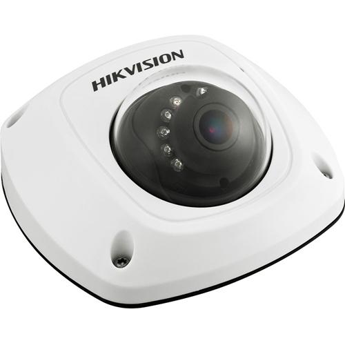 Cámara de red Hikvision EasyIP 2.0 DS-2CD2542FWD-I 4 Megapíxel - Color - 10 m Night Vision - H.264, Imagen JPEG - 1920 x 1080 - 2,80 mm - CMOS - Cable - Cúpula - Soporte de Pared, Montura de caja de empalme, Montaje colgante, Montaje en esquina, Montable en poste
