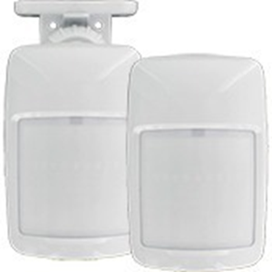 Sensor de movimiento Honeywell DUAL TEC IS312 - Cableado - Sí - Montable en pared, Montable en techo, Montaje en esquina - Interior
