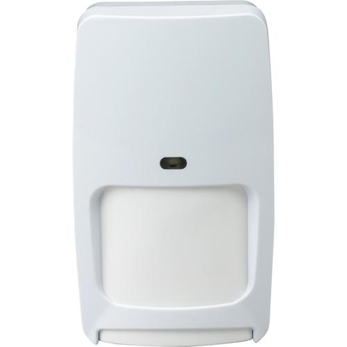 Sensor de movimiento Honeywell DUAL TEC DT8M - Inalámbrico - RF - Sí - 18 m Distancia de detección de movimiento - Montable en pared, Montable en techo, Montaje en esquina