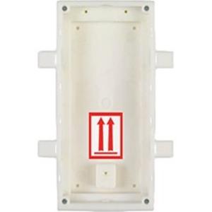 Caja Montaje 2N - Plastico - Soporte de Pared