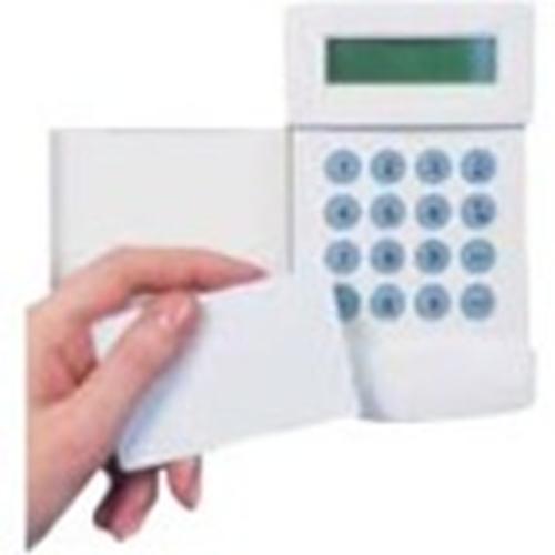 Tarjeta de identificación Honeywell - Imprimible - Tarjeta de proximidad - 55 mm Ancho - Blanco