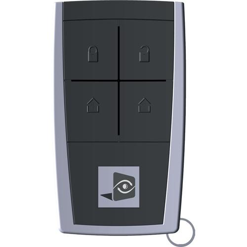 Videofied 4 Botones Llavero transmisor - RF - 868 MHz - Dispositivo de mano