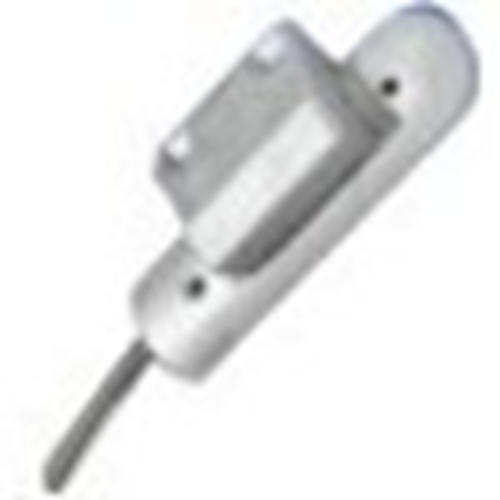 Elmdene EN3-RSA Cable Contacto magnético - 18 mm Espacio - Para Puerta batiente - Montaje en superficie - Plata