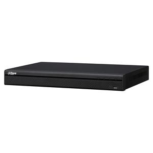 Estación de videovigilancia Dahua Lite DHI-NVR4216-4KS2 - 16 Canales - Grabador de vídeo en red - H.265, H.264 Formatos - Entrada de vídeo compuesto - 1 Audio In - 1 Audio Out - 1 VGA Out - HDMI