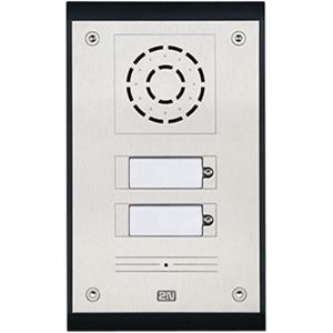 2N Helios IP Uni Subestación de intercomunicación - para Control de entrada - Cable