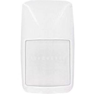 Sensor de movimiento Honeywell DUAL TEC DT8012F4 - Cableado - Sí - 17 m Distancia de detección de movimiento - Montable en pared, Montable en techo - Plástico ABS