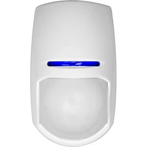 Sensor de movimiento Pyronix KX15DT - Cableado - Sí - 15 m Distancia de detección de movimiento - Montable en pared, Montable en techo