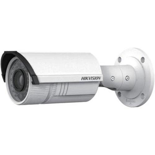 Cámara de red Hikvision EasyIP 2.0 DS-2CD2642FWD-IZS 4 Megapíxel - Color - 30 m Night Vision - H.264, Imagen JPEG - 2688 x 1520 - 2,80 mm - 12 mm - 4,3x Óptico - CMOS - Cable - Bala - Montable en poste, Montura de caja de empalme