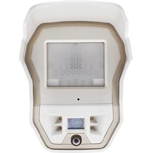 Sensor de movimiento Videofied - Inalámbrico - Infrarrojos - Sí - 12 m Distancia de detección de movimiento - Montable en pared - Exterior - Policarbonato