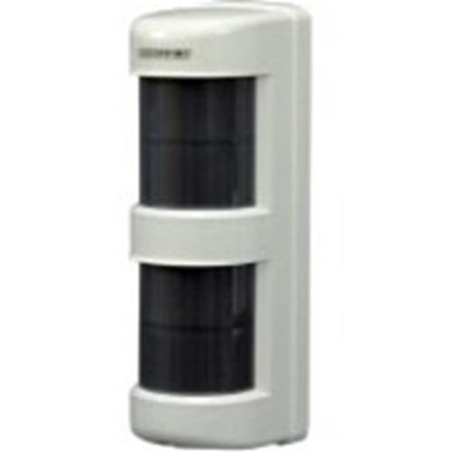 Sensor de movimiento Takex MS-12TE - Sí - 12 m Distancia de detección de movimiento - Montable en pared, Montable en poste - Interior/Exterior - Resina AES