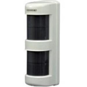 Sensor de movimiento Takex TX-114SR - Inalámbrico - Sí - 12 m Distancia de detección de movimiento - Montable en pared, Montable en poste - Interior/Exterior - Resina AES