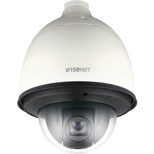 Cámara de vigilancia Hanwha Techwin WiseNet HD+ HCP-6320H - Monocromo, Color - 1920 x 1080 - 4,44 mm - 142,60 mm - 32x Óptico - CMOS - Cable - Cúpula - Montaje colgante, Fijacion en techo, Montura para parapeto, Montable en poste, Montaje en esquina, Soporte de Pared