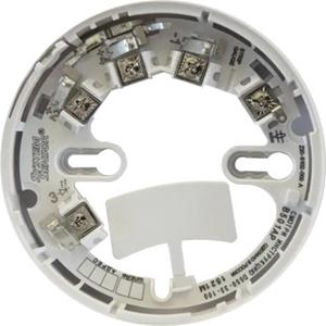 System Sensor Base de detector de humos - Para Detector de humo - Policarbonato, ABS - Marfil