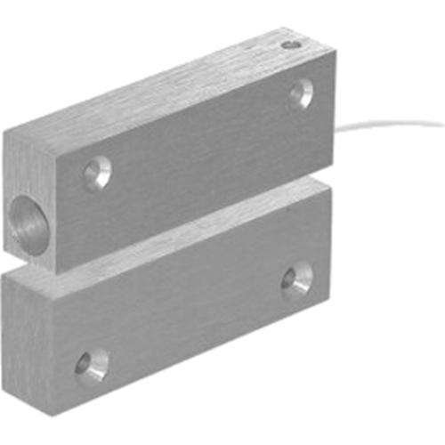 Alarmtech MC 240-S45 Cable Contacto magnético - N.C. - 40 mm Espacio - Para Puerta, Puerta - Montaje en superficie