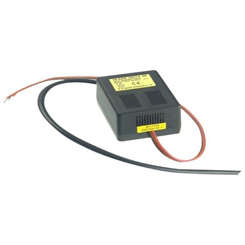 Adaptador CA para Carcasa de la cámara S PoweR - 16 W Potencia de salida - 230 V AC Input Voltage - 12 V DC Voltaje de salida - 1,40 A Corriente de salida