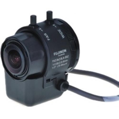 Lente Fujifilm Fujinon - 2,90 mm - 8 mm f/0,95 Lente esférica para Monte CS - Diseñado para Cámara de vigilancia - 2,8x Zoom Óptico
