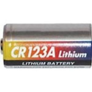Batería Honeywell - CR123A - Litio (Li) - 3 V DC