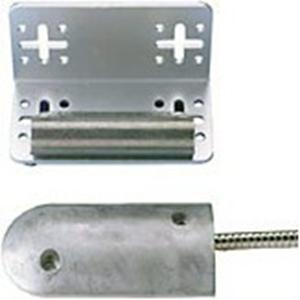 Honeywell EMPS50 Cable Contacto magnético - 55 mm Espacio - Gris