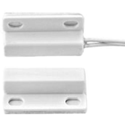 Honeywell MPS45W Cable Contacto magnético - N.C. - 20 mm Espacio - Para Puerta, Ventanilla - Montaje en superficie - Blanco