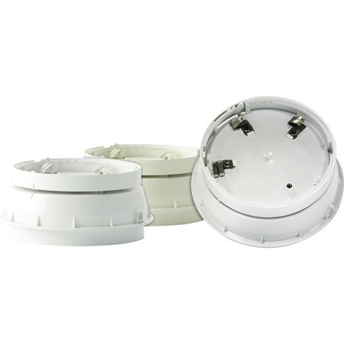Sirena/Luz estroboscópica Honeywell Intelligent - 32 V DC - 95 dB(A) - Audible, Visual - Montable en Pared - Blanco, Rojo