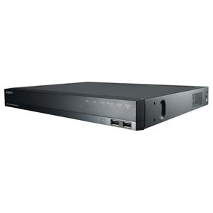 Estación de videovigilancia Hanwha Techwin WiseNet X XRN-810S - 8 Canales - Grabador de vídeo en red - H.264, H.265, Imagen JPEG Formatos - 1 TB Disco duro - 1 Audio Out - 1 VGA Out - HDMI