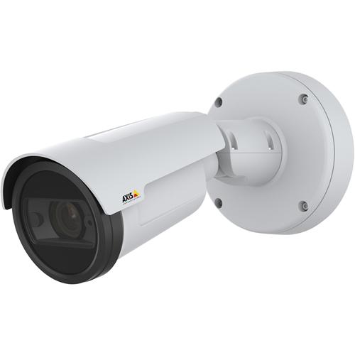 Cámara de red AXIS P1445-LE 2 Megapíxel - Bala - 40 m Night Vision - Imagen JPEG - 1920 x 1080 - 3x Óptico - RGB CMOS - Montaje empotrado, Montura en Caja Eléctrica, Montable en poste, Soporte para Montaje, Montaje en conducto