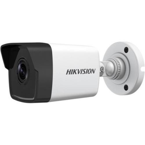 Cámara de red Hikvision DS-2CD1023G0-I 2 Megapíxel - Color - 30 m Night Vision - H.264, H.265, MJPEG - 1920 x 1080 - 2,80 mm - CMOS - Cable - Bala - Montura de caja de empalme